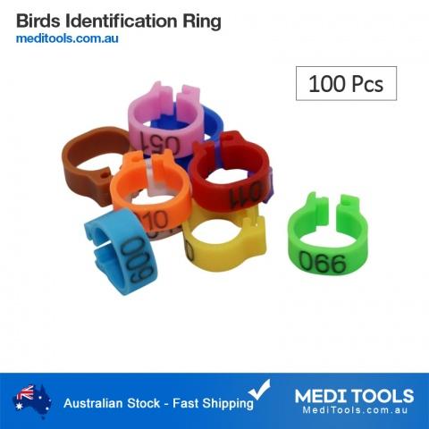 Bird Identification Rings