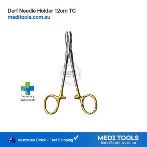 Castroviejo Needle Holder 14cm TC