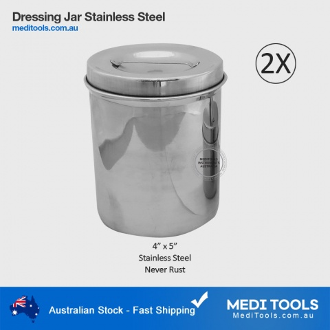 Dressing Jar Small