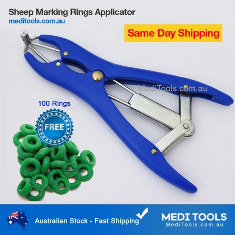 Sheep Castration Ring Applicator
