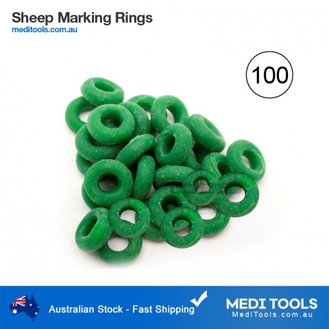 Marking Rings x 50