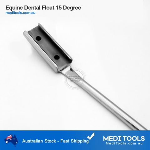 Lingual and Buccal Float Straight Head