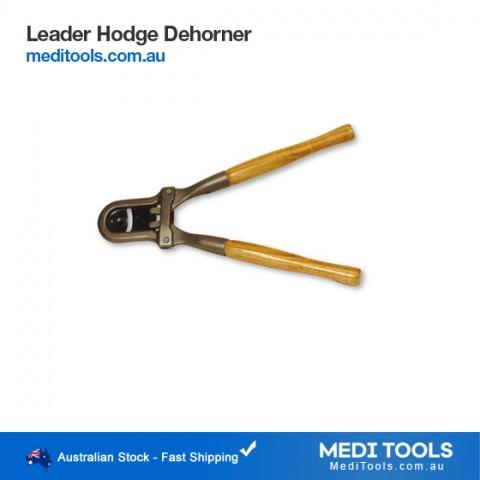 Leader Tipping Dehorner