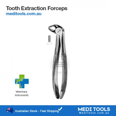 Root Fragment Extraction Forceps Set