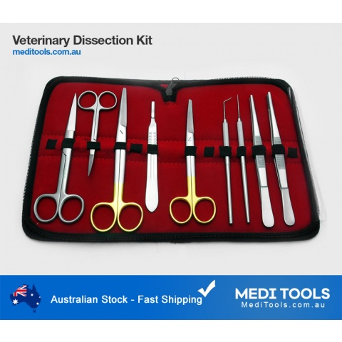 Veterinary Dissection Kit
