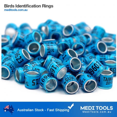 Bird Identification Rings