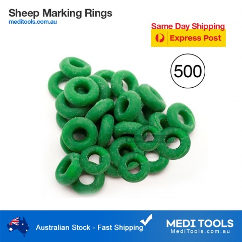 Sheep marking Rings x 200pcs