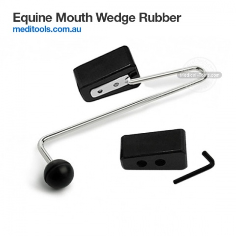 Equine Mouth Wedge Nylon