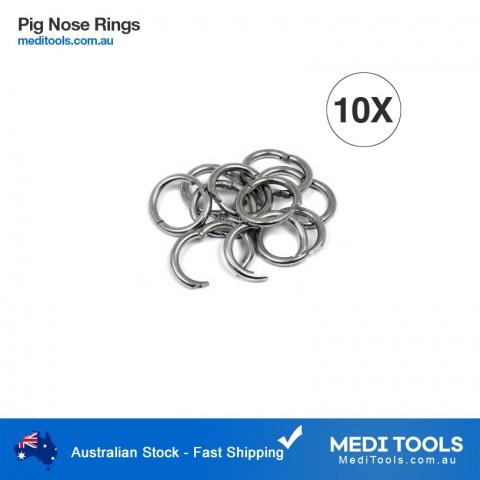 Pig Nose Rings