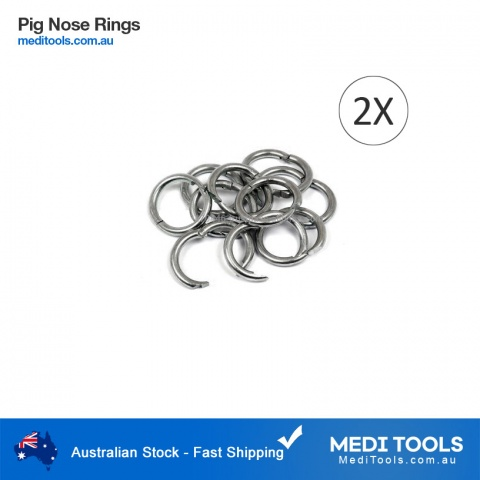 Pig Nose Ring Applicator