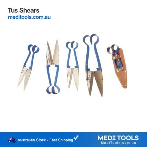 Mulesing Shears